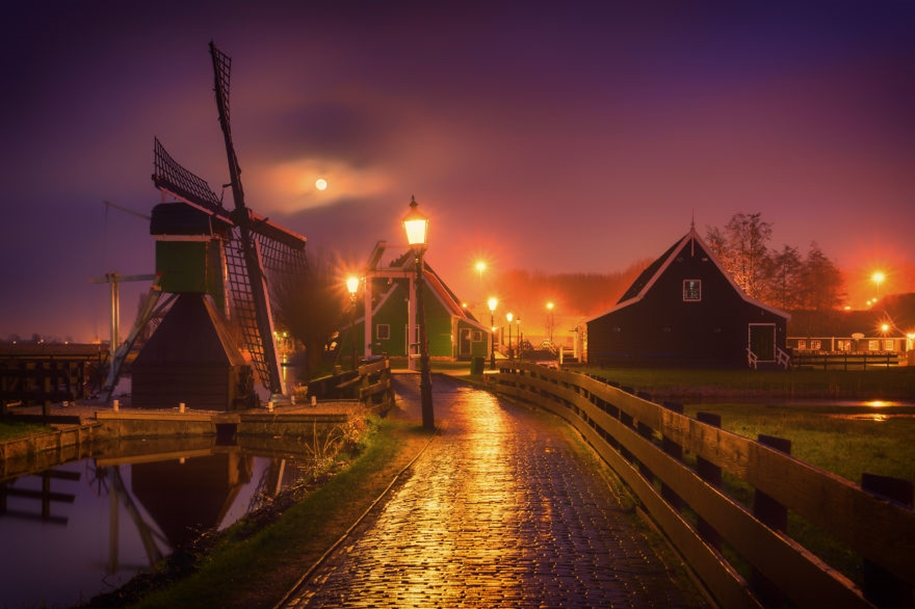 The beauty of the Netherlands in photographs by albert Dros 21