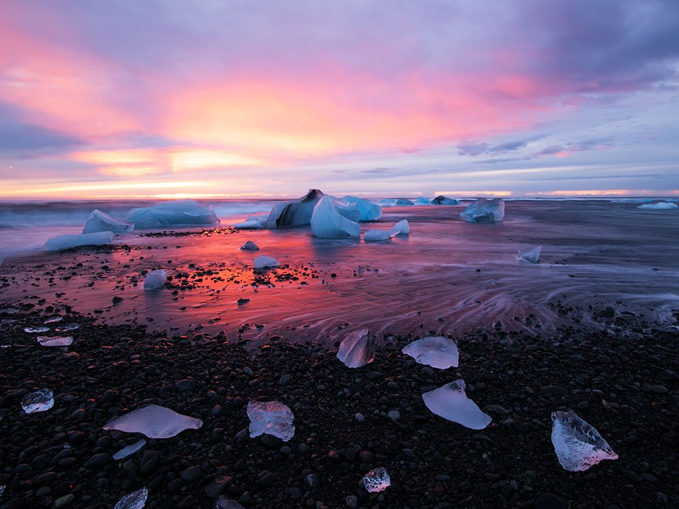The best photos published by National Geographic magazine in February 2016 22