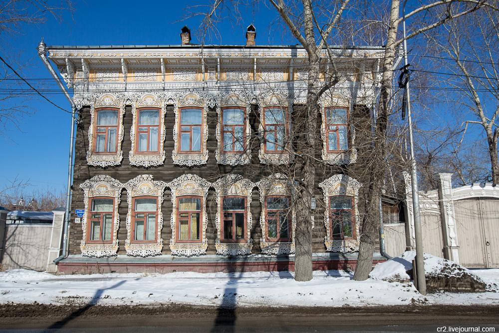 Walk in Tomsk 10