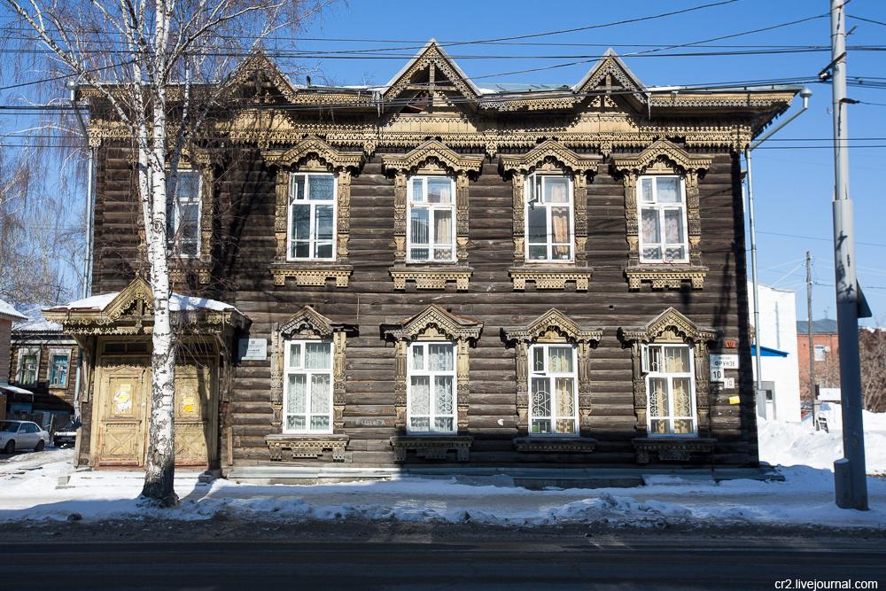 Walk in Tomsk 18