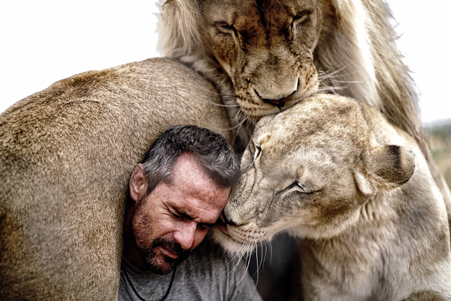 Walk with lions 14