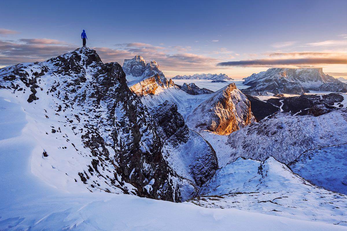 Winter in the Alps 02