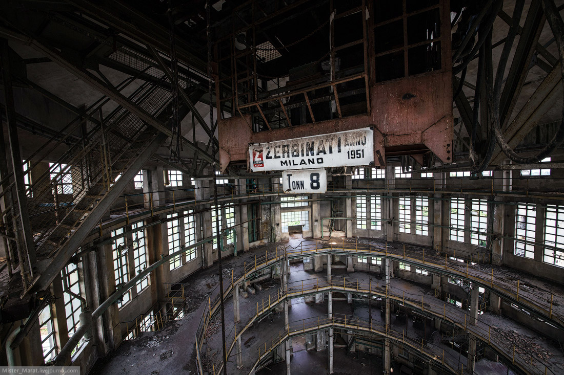 Abandoned places of Italy 25