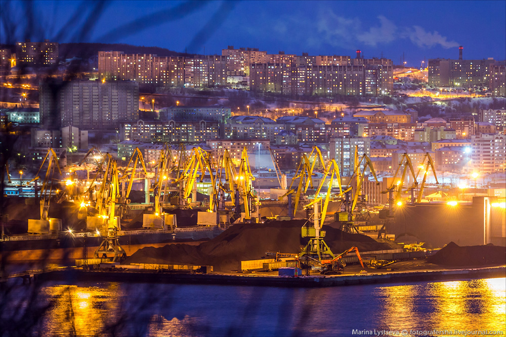 Beautiful Murmansk 01