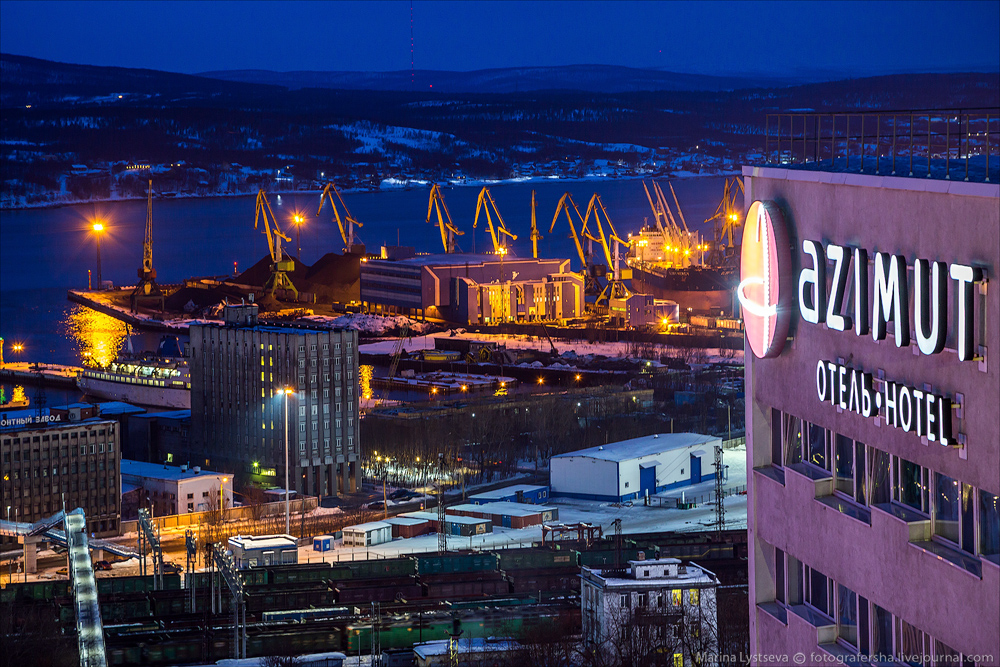 Beautiful Murmansk 02