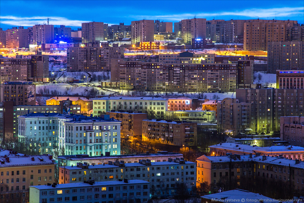 Beautiful Murmansk 04