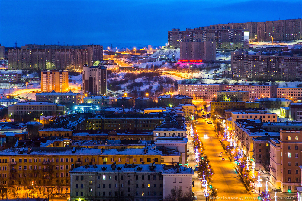 Beautiful Murmansk 05