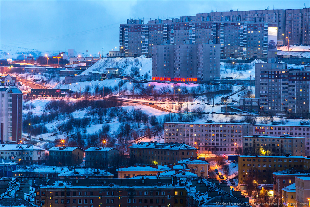 Beautiful Murmansk 06