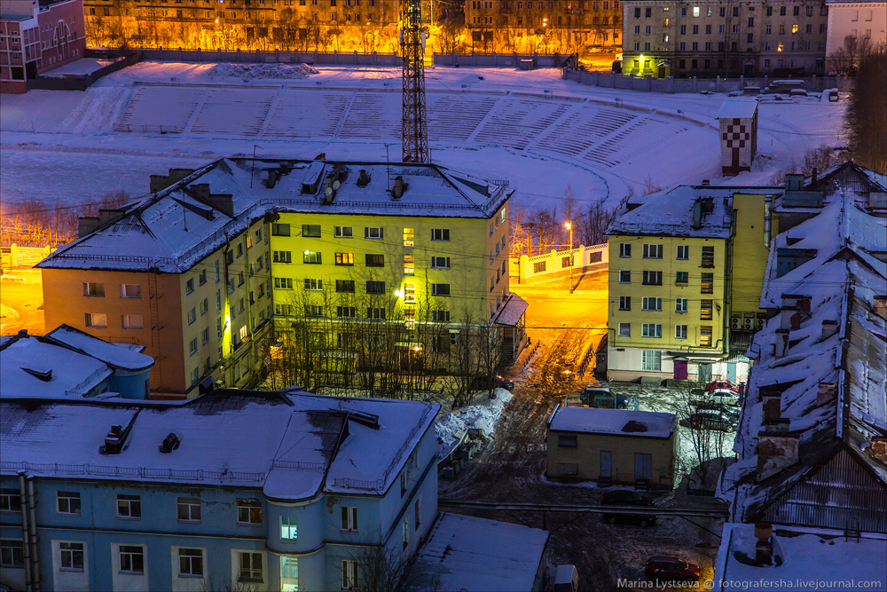 Beautiful Murmansk 07