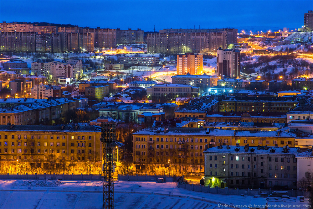Beautiful Murmansk 08