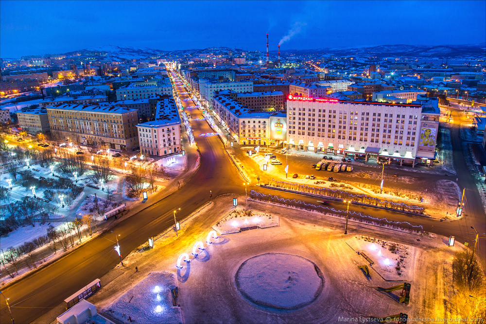 Beautiful Murmansk 14