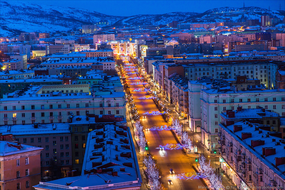 Beautiful Murmansk 15
