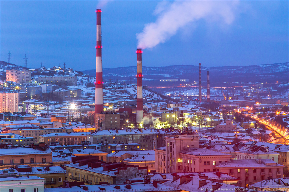 Beautiful Murmansk 16