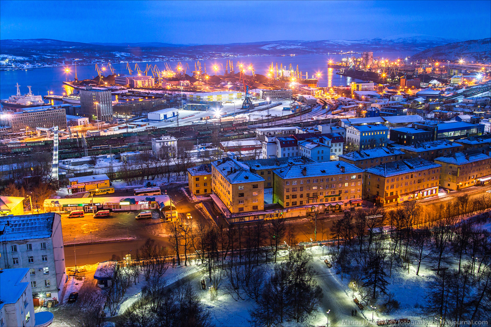 Beautiful Murmansk 17