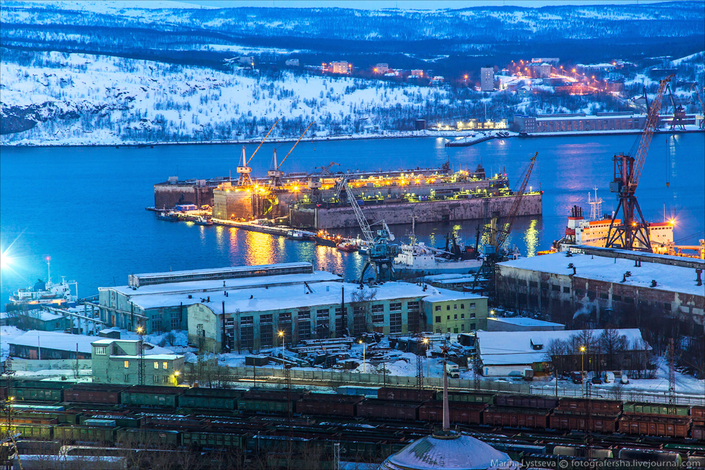 Beautiful Murmansk 20