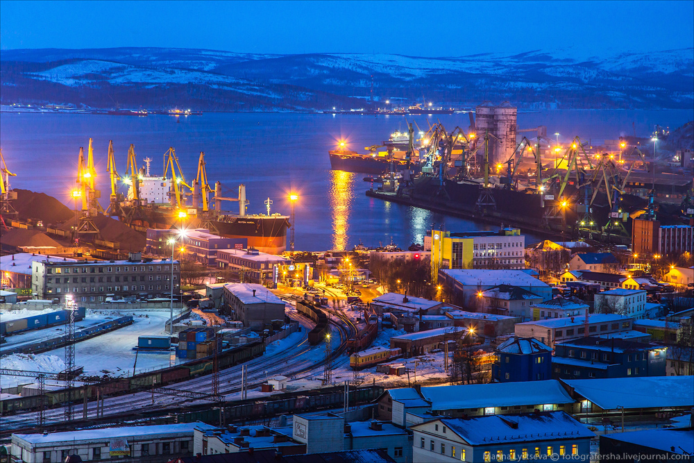 Beautiful Murmansk 23
