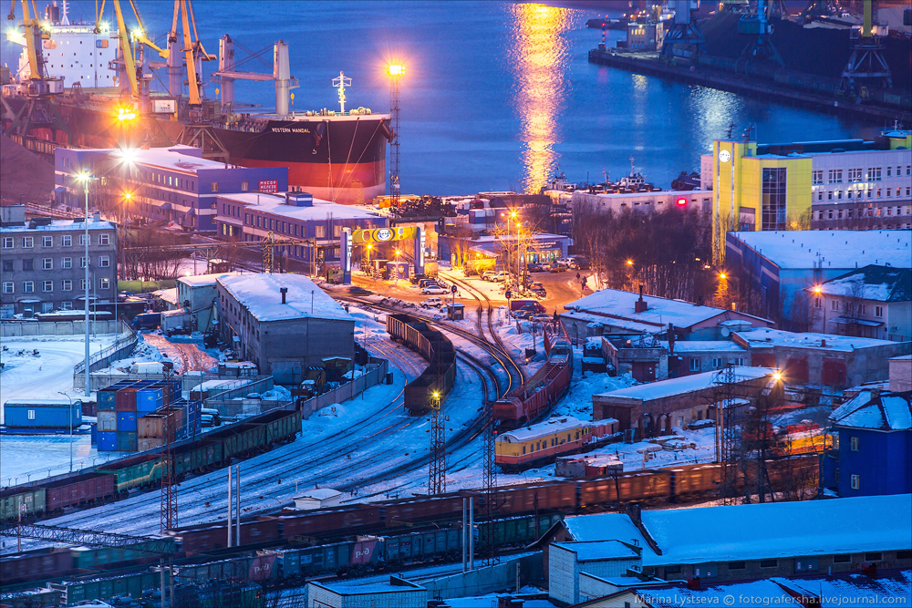 Beautiful Murmansk 24