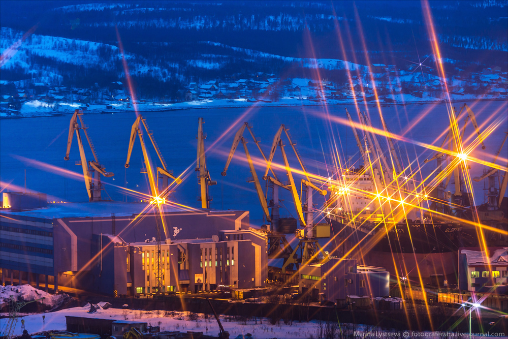 Beautiful Murmansk 25