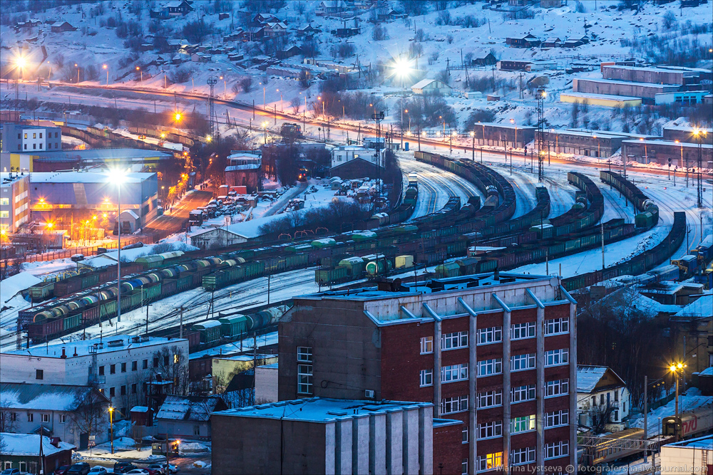 Beautiful Murmansk 28