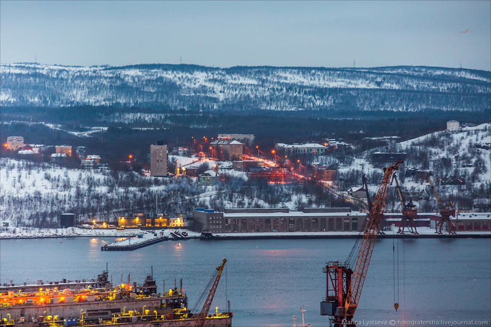Beautiful Murmansk 29