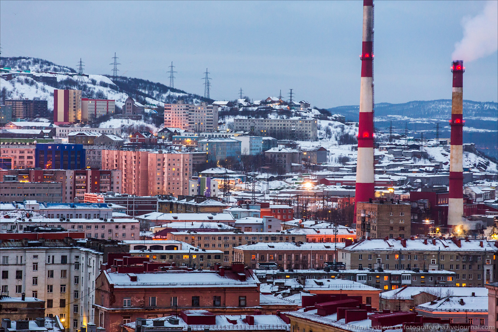 Beautiful Murmansk 30