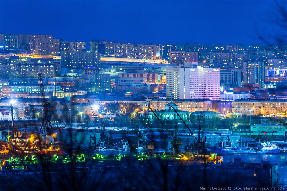 Beautiful Murmansk 31