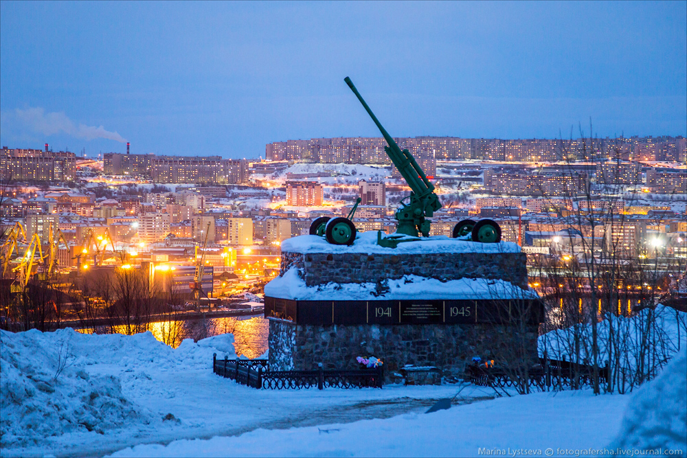 Beautiful Murmansk 33