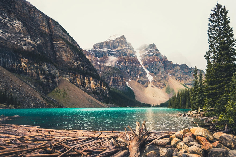 Beautiful landscapes of Canada 03