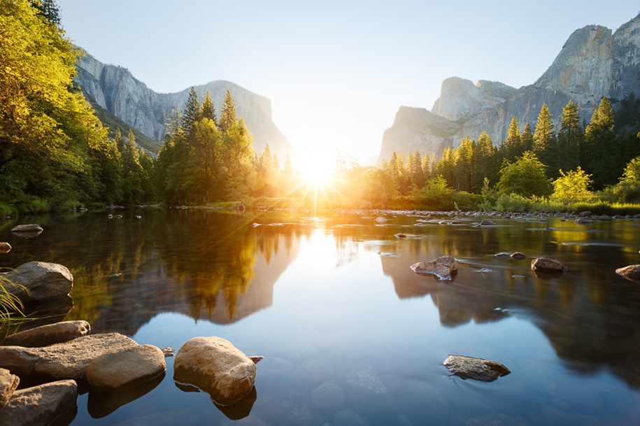 Beautiful sunrises in the most beautiful places of the world 12