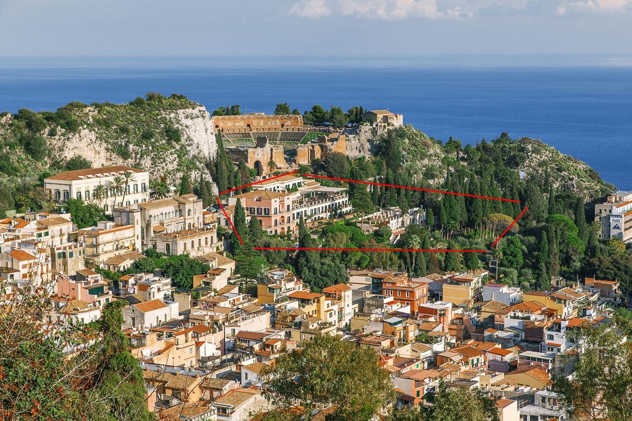 Belmond Grand Hotel Timeo. Taormina, Sicily 02