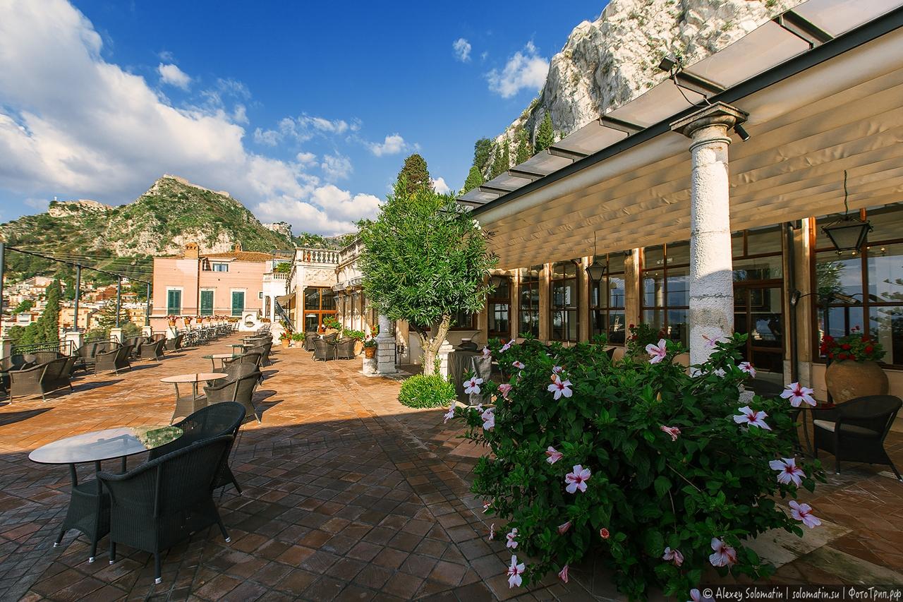 Belmond Grand Hotel Timeo. Taormina, Sicily 19