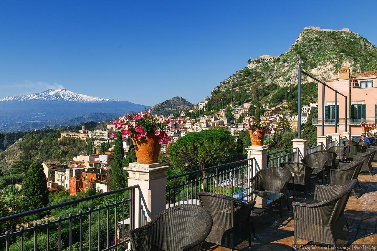 Belmond Grand Hotel Timeo. Taormina, Sicily 21