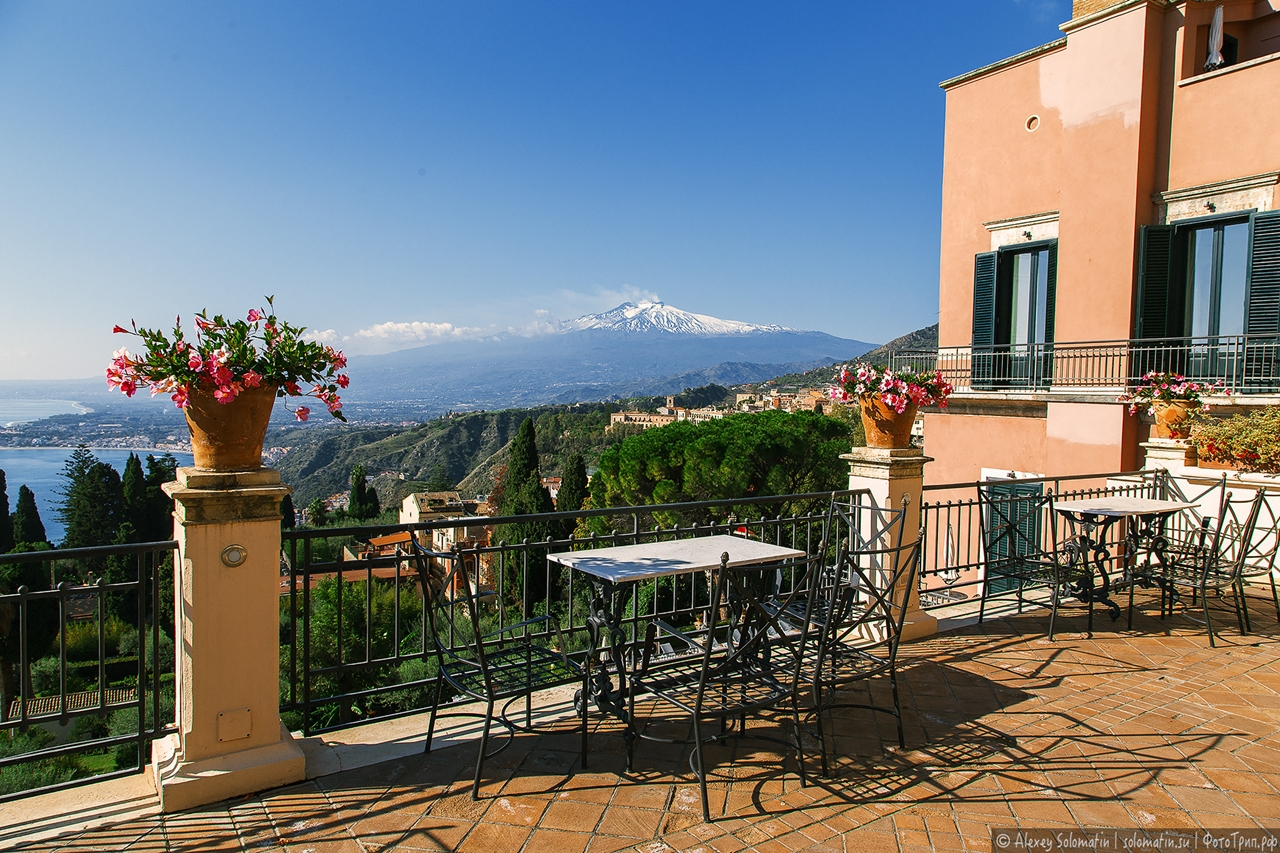 Belmond Grand Hotel Timeo. Taormina, Sicily 25