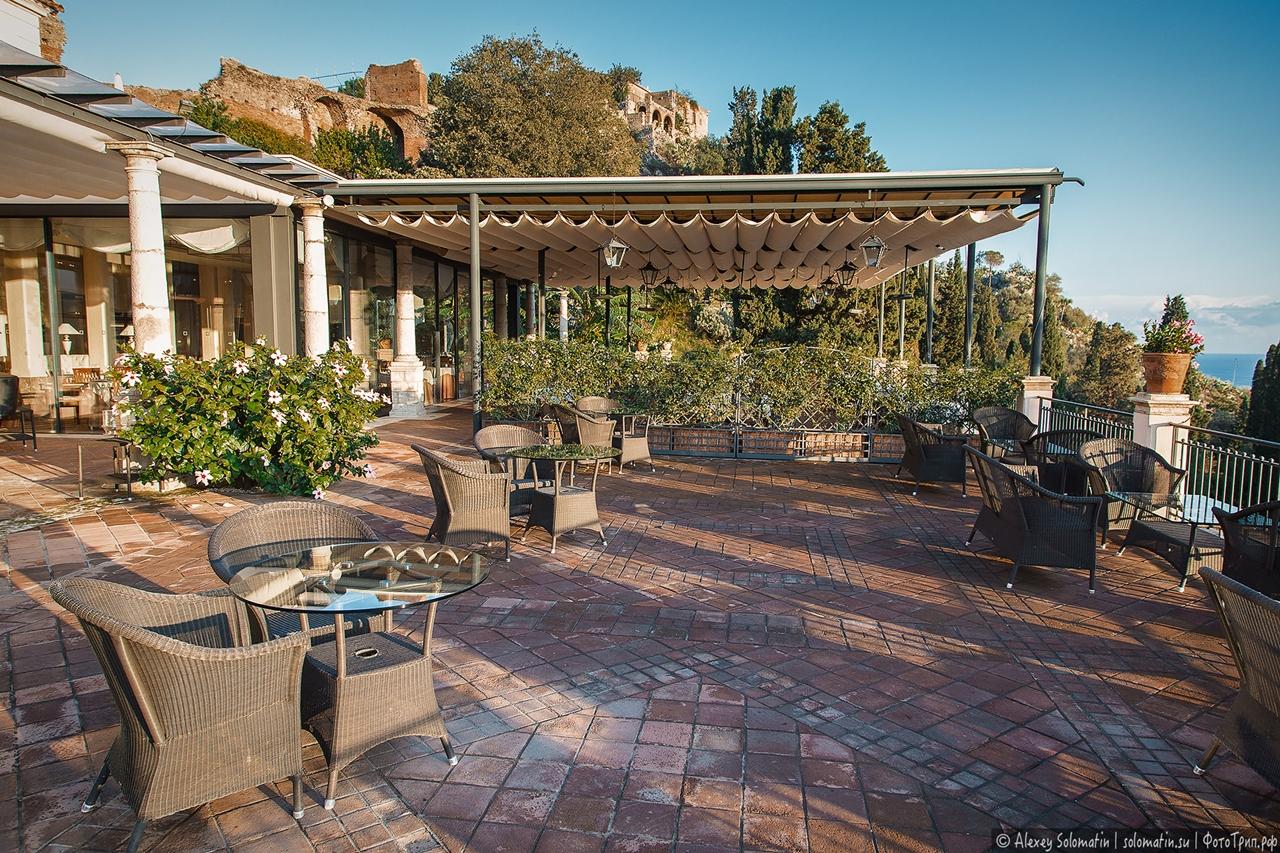 Belmond Grand Hotel Timeo. Taormina, Sicily 27