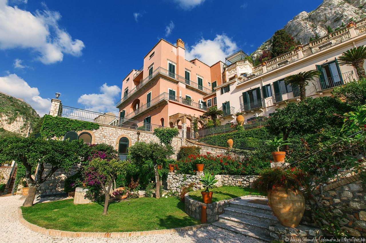 Belmond Grand Hotel Timeo. Taormina, Sicily 30