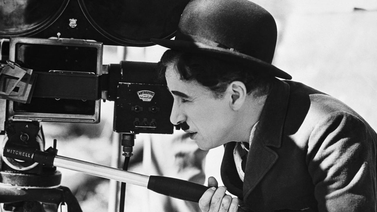 Charlie Chaplin 07