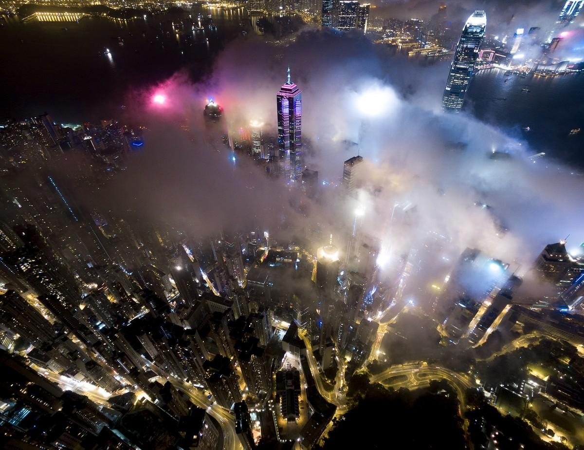 Hong Kong from a height 14