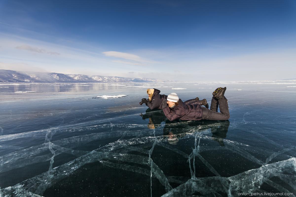 In ice captivity 03