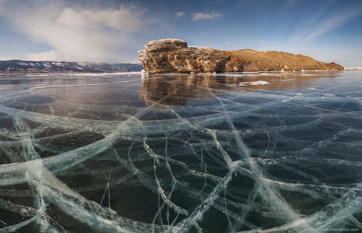 In ice captivity 10