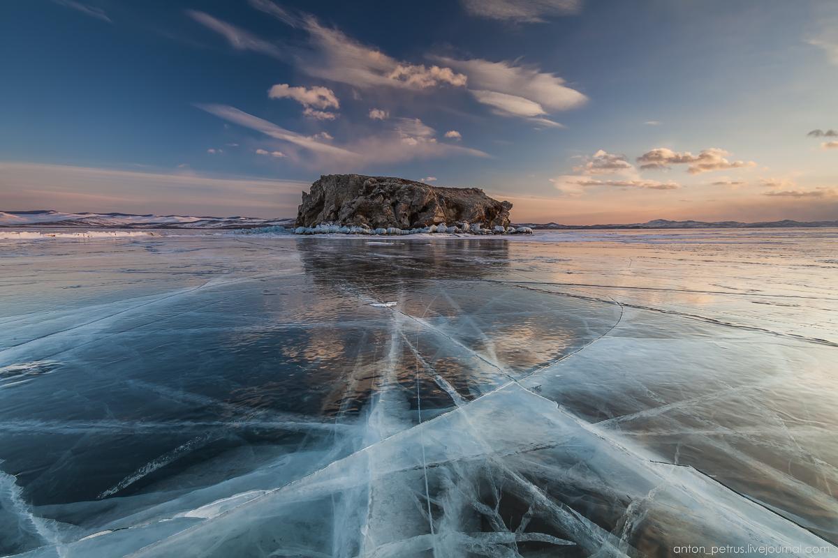 In ice captivity 13
