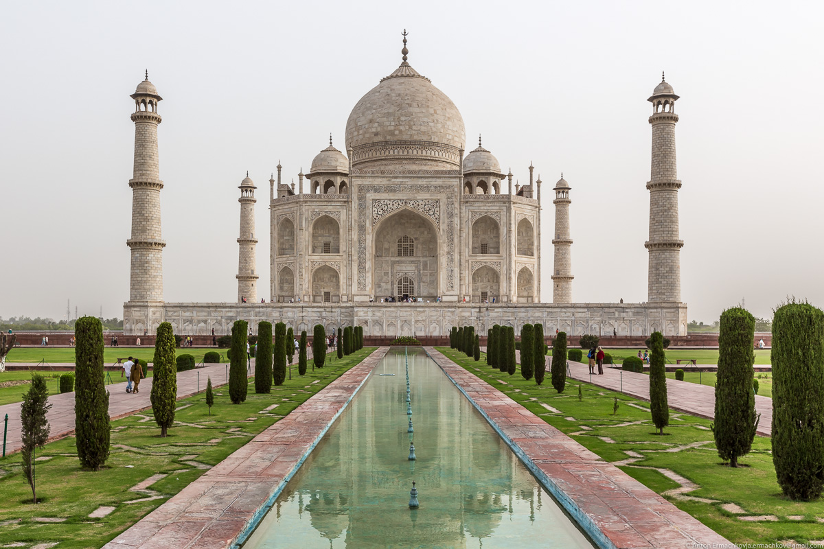 Incredible Taj Mahal 02