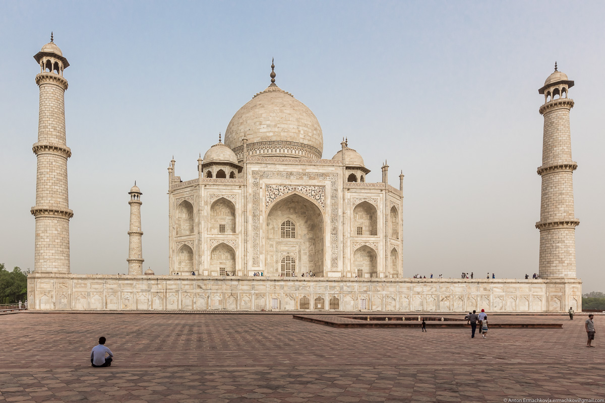 Incredible Taj Mahal 03