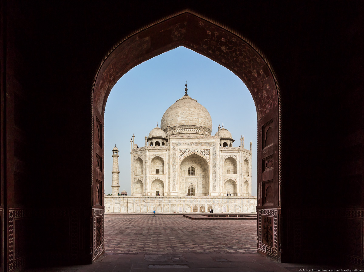 Incredible Taj Mahal 04
