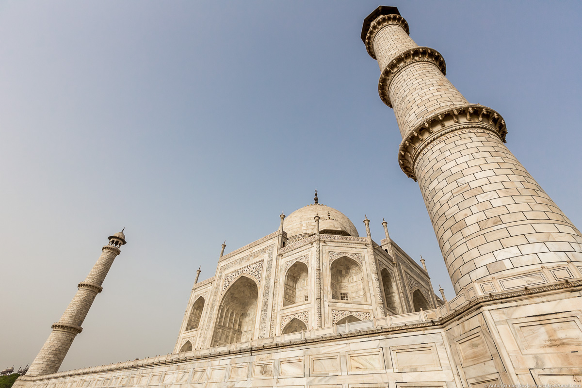 Incredible Taj Mahal 14
