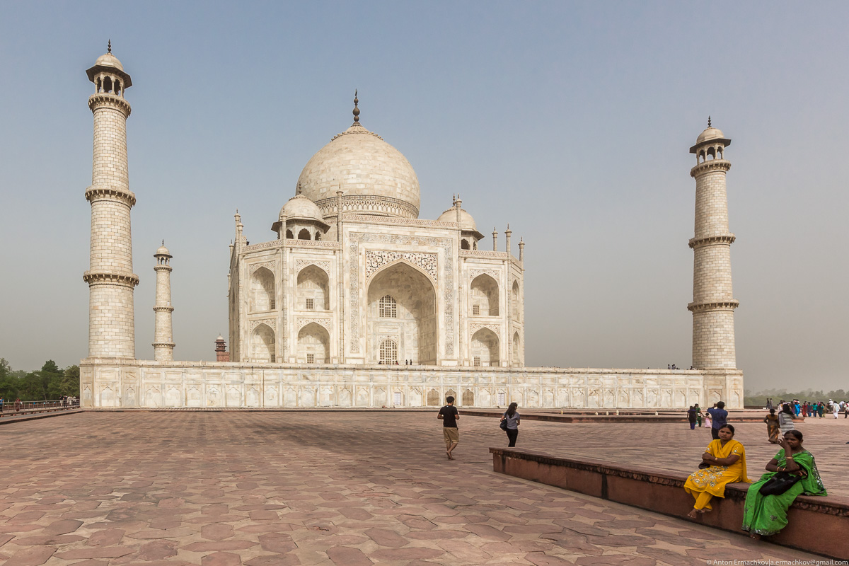 Incredible Taj Mahal 23