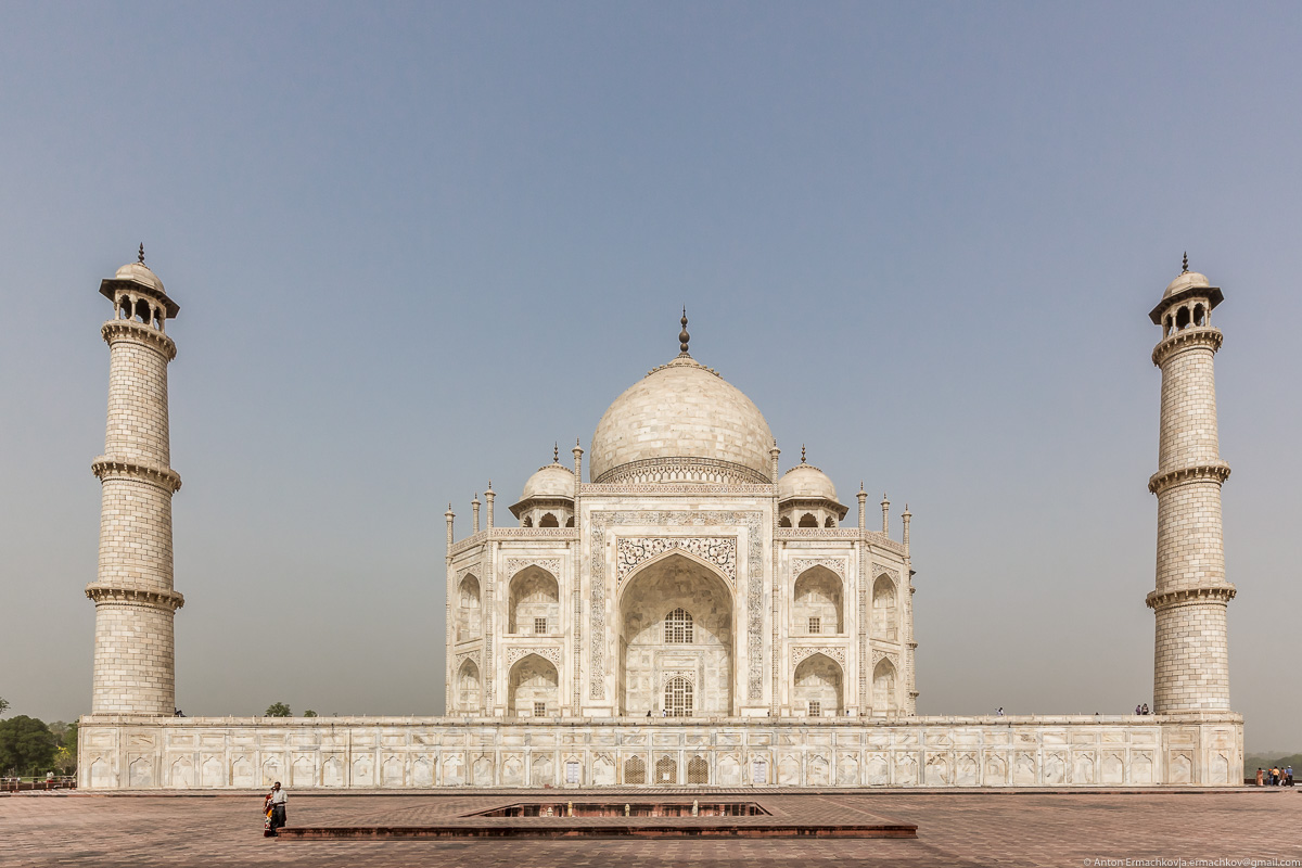 Incredible Taj Mahal 25