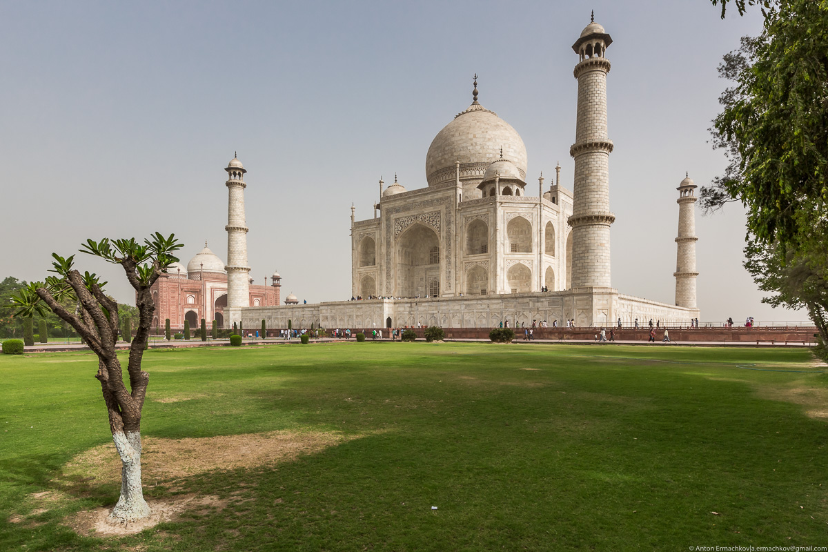 Incredible Taj Mahal 28