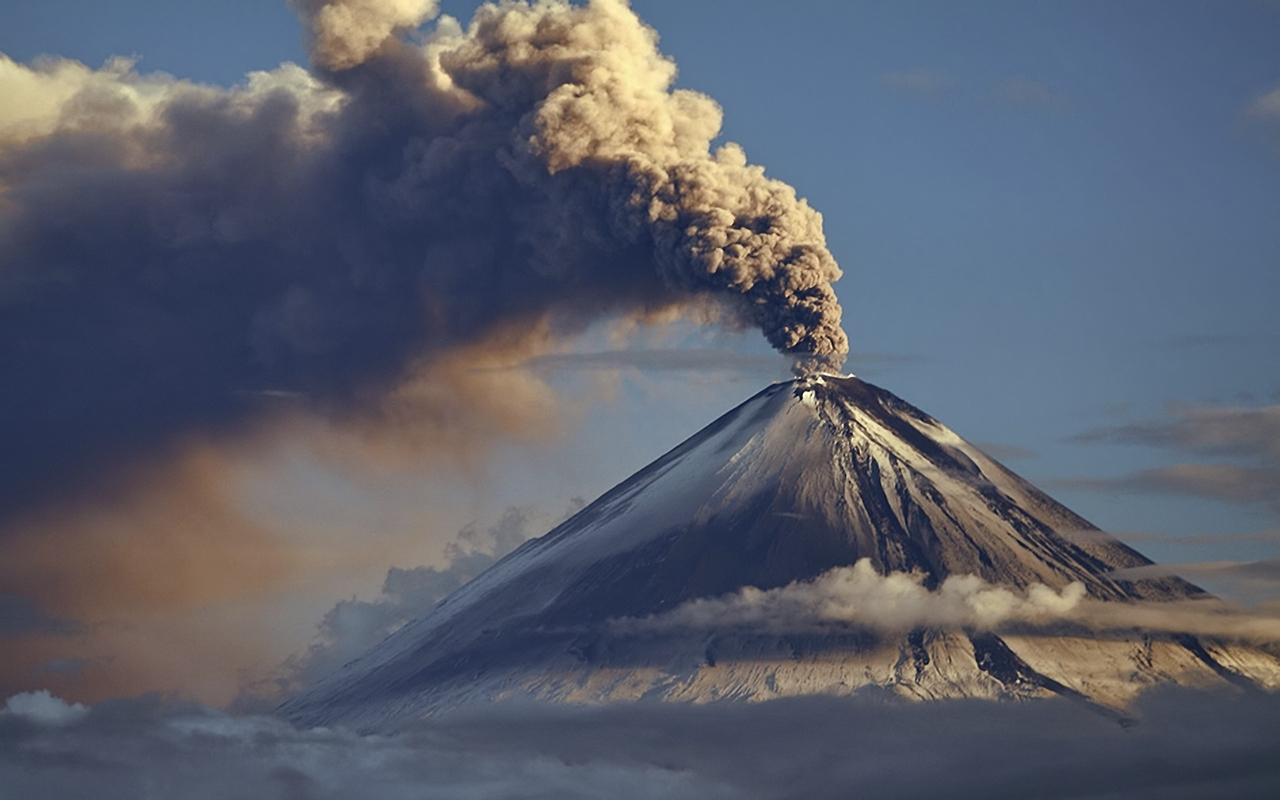 Interesting pictures of volcanoes 00