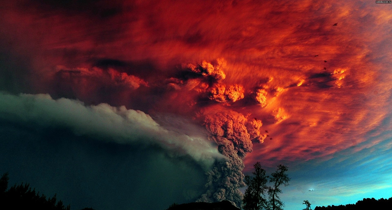 Interesting pictures of volcanoes 01