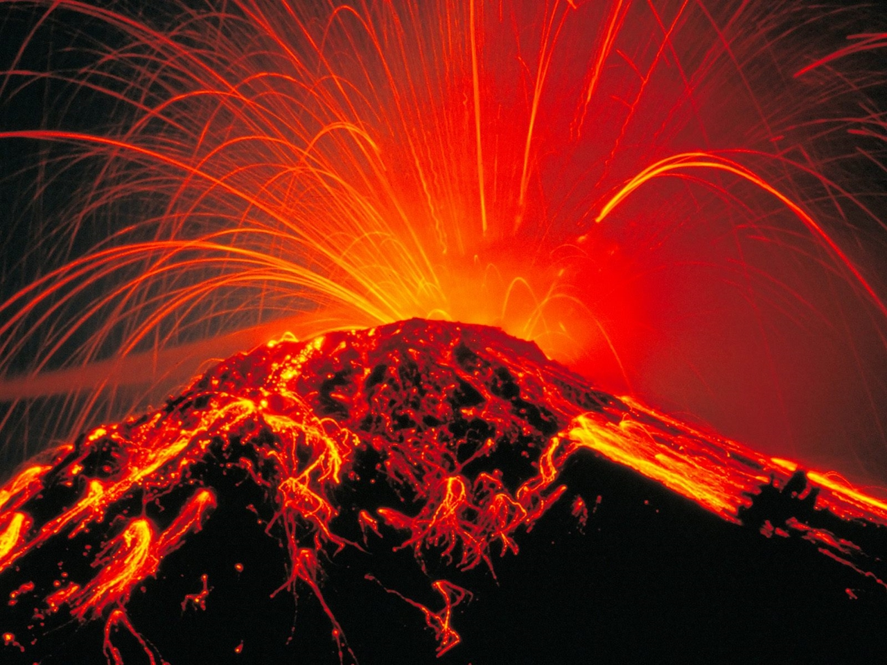 Interesting pictures of volcanoes 06